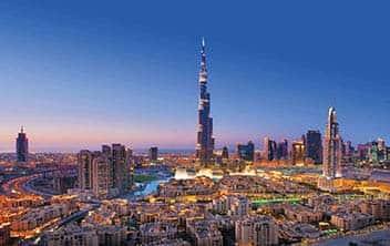 Oceania Cruises | 30-Nights from Dubai to Cape Town Cruise Iinerary Map