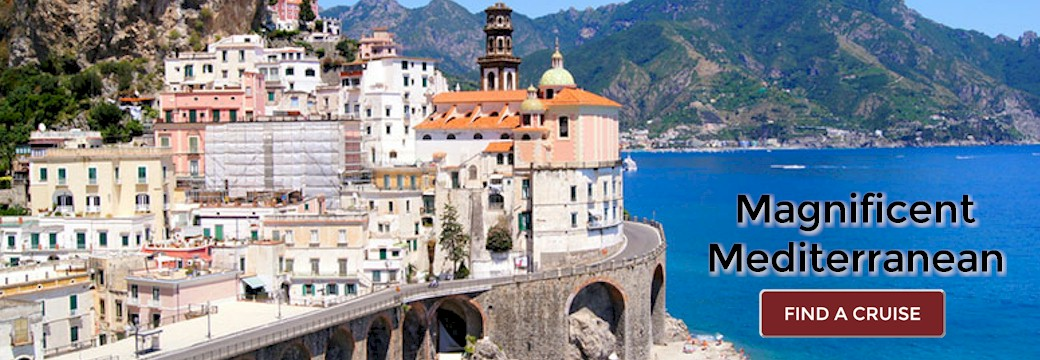 Oceania Cruises Mediterranean Vacations